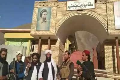 पंजशीर रेसिस्टेंस फोर्स घाटियों और गुफाओं में छिपे हैं Taliban