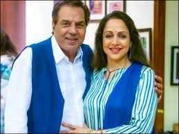 Hema Malini और Dharmendra ने अपने नाम को बदलकर की थी शादी, ये रखे थे नाम