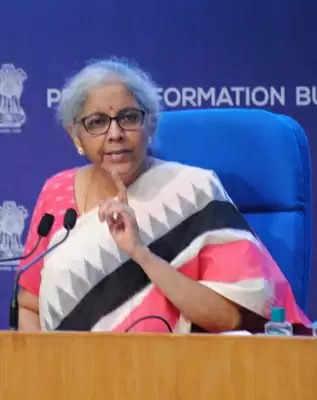 Sitaraman ने वाशिंगटन डीसी में एफएमसीबीजी बैठक में भाग लिया