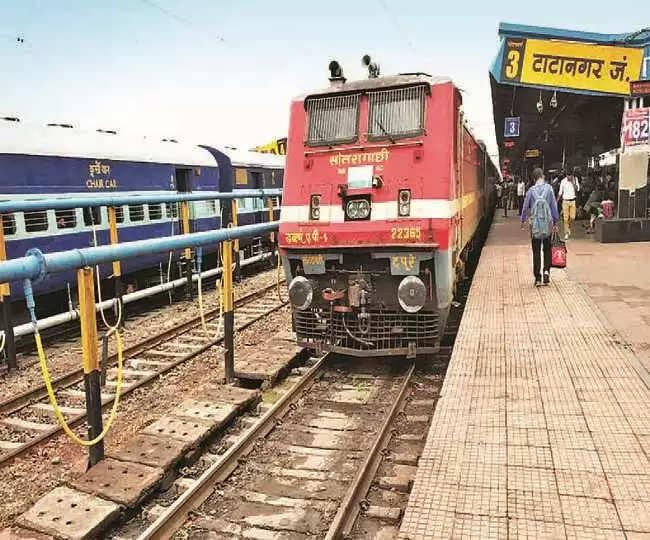 Jamshedpur Indian Railways, रेल यात्री ध्यान दें, ये 10 ट्रेन चल रही है विलंब से, यहां रही पूरी LIST