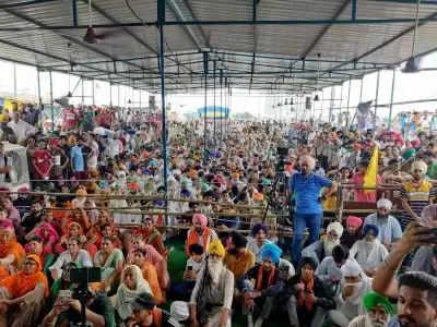 Uttar Pradesh की 56 हजार ग्राम पंचायतों में ग्राम किसान चौपाल लगाएगा किसान मोर्चा