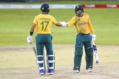 Colombo T20 मेंद.अफ्रीका ने श्रीलंका को 10 विकेट से हराया, 3-0 से जीती सीरीज