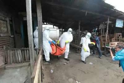 पड़ोसी डीआरसी में Ebola के बढ़ने से Uganda अलर्ट पर