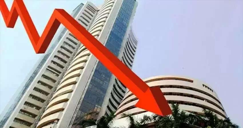 Stock market news नुकसान के साथ अंत, TCS को हुआ लाभ, RIL को हानी