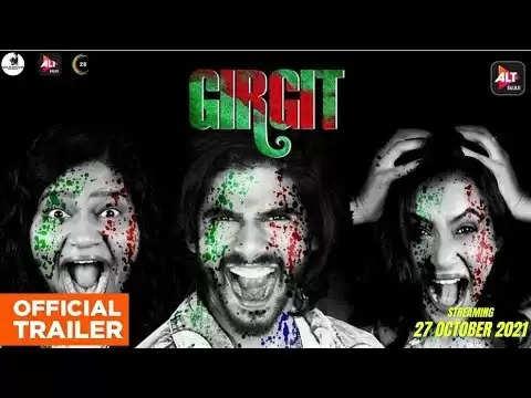 girgit web series release in 9 oct alt balaji