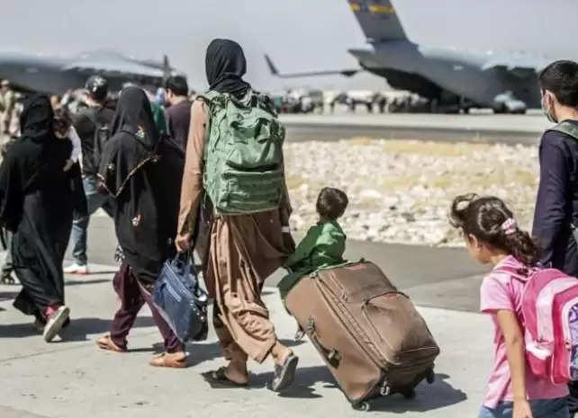 अफगानिस्तान से अमेरिका जाने वाली निकासी उड़ानों को 7 दिनों के लिए रोका गया