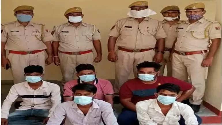 Durgमें नाबालिग लड़की से कथित सामूहिक बलात्कार, 5 में से 2 आरोपी गिरफ्तार