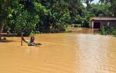 Odisha में भारी बारिश से 4 की मौत, 1 लापता
