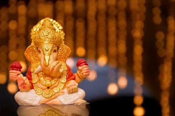 Read shri ganesh chalisa  to get rid of all problems