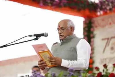 Gujarat के नए कैबिनेट मंत्री 16 सितंबर को लेंगे शपथ