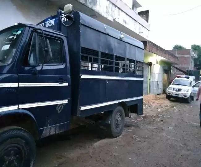 allahabad पाकिस्तान प्रायोजित आतंकी माड्यूल से जुड़े आतंकियों की प्रयागराज में 15 घंटे तलाश