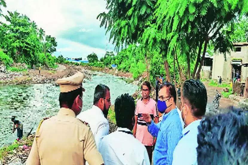 Nashik बाढ़ से बचाव के स्थाई उपाय करने पर जोर