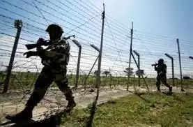 Sambaजम्मू कश्मीर के सांबा में अंतरराष्ट्रीय सीमा पर पाकिस्तानी घुसपैठिया गिरफ्तार
