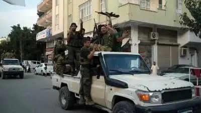 Syria and Russia कुर्द उग्रवादियों को रोकने के वादे को पूरा करने में विफल