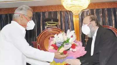 न्यायमूर्ति अरूप कुमार गोस्वामी ने छत्तीसगढ़ उच्च न्यायालय के मुख्य न्यायाधीश के रूप में शपथ ली