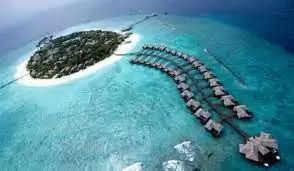 लक्षद्वीप के द्वीप