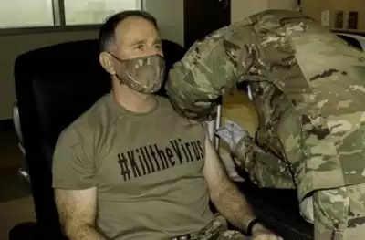 South Korea में 6 अमेरिकी सैनिक निकले कोरोना पॉजिटिव