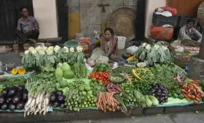 India का सितंबर थोक मूल्य मुद्रास्फीति 10.66 फीसदी तक कम