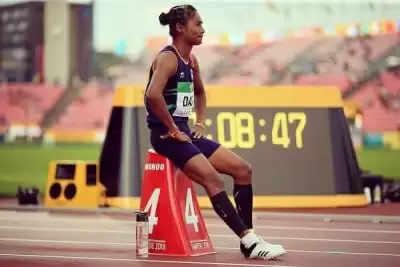 भारतीय एथलीट Hima Das कोरोना पॉजिटिव