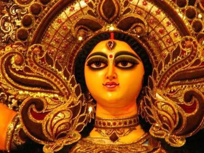 Navratri 2021 8th day ashtmi pujan vihi mahagauri mantra and bhog