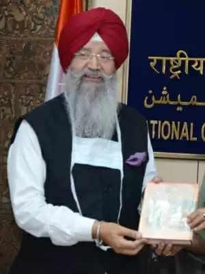 अल्पसंख्यक आयोग के अध्यक्ष बने Iqbal Singh Lalpura