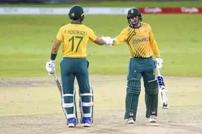 साउथ अफ्रीका ने श्रीलंका का किया सफाया, 3-0 से जीत ली टी20 सीरीज