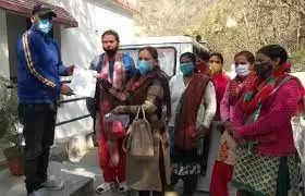 Dharmshala आंगनबाड़ी वर्कर्ज को करो सरकारी कर्मी घोषित