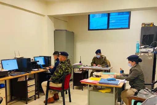 Darjeelingपुलिस ने पहाड़ों की रानी की सुरक्षा के लिए हाई-टेक एकीकृत नियंत्रण प्रणाली विकसित की