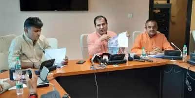 Southern Corporation Mayor ने कहा, दिल्ली सरकार का अभियान 10 हफ्ते, 10 बजे, 10 मिनट केवल दिखावा