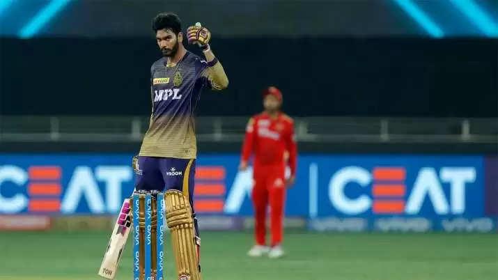 Venkatesh Iyer, KKR vs DC IPL 2021