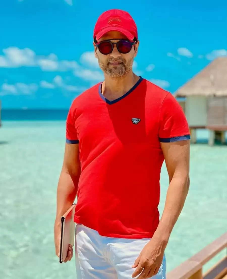 अभिनेता रोहित रॉय ने दूरदर्शन के 62 साल पूरे होने पर बोली दिल छू जाने वाली बात।