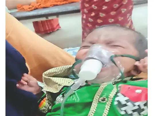 DARBHANGA में 24 घंटे में 140 बच्चे हुए बीमार