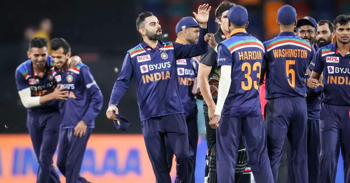 TEAM INDIA T20