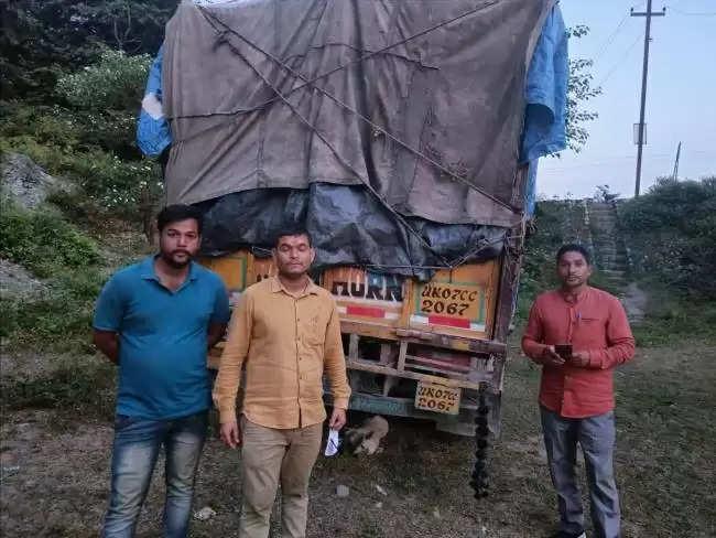 Rishikesh पार्क क्षेत्र में शराब ठेका खोलने की कोशिश