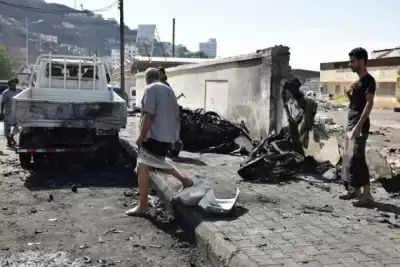 Yaman सुरक्षा अभियानों में 108 आतंकवादी मारे गए