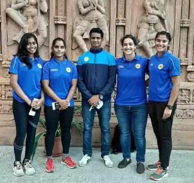 Asia Rugby Under-18 Girls रग्बी सेवन्स चैंपियनशिप 2021 के लिए 14 सदस्यीय खिलाड़ियों की घोषणा