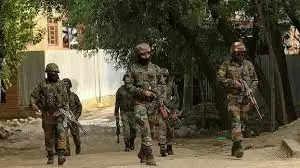 Pulwamaजम्मू-कश्मीर के पुलवामा में जैश-ए-मोहम्मद का शीर्ष आतंकी कमांडर ढेर