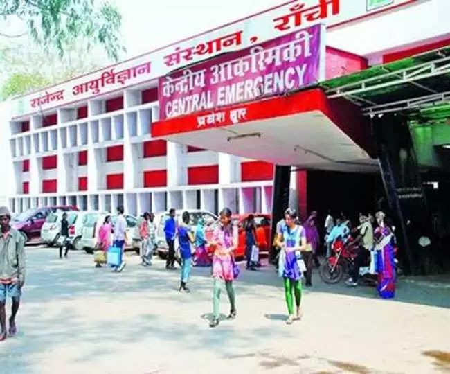 RANCHI RIMS Ranchi मेडिकल कालेज में मारपीट करने वाले 18 छात्रों को हॉस्टल से निकाला गया