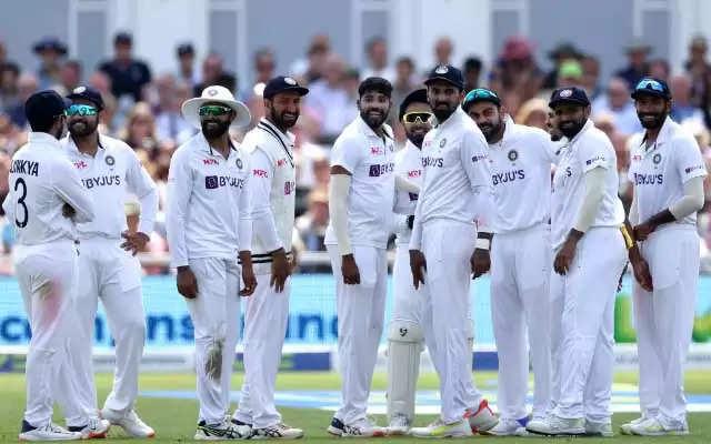 team india testteam india test