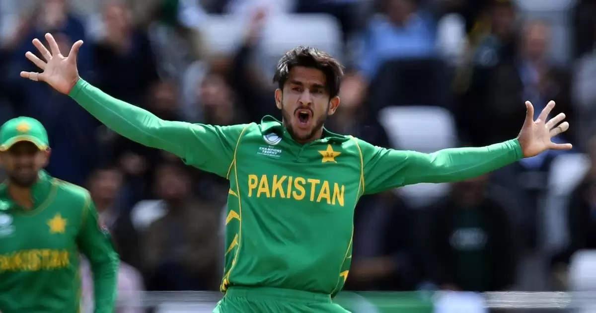 Hasan Ali pak team