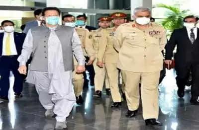 ISI chief की नियुक्ति को लेकर Imran और सेना प्रमुख के बीच बढ़ रही तनातनी