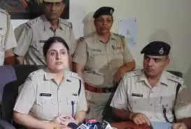 Rewari क्राइम की खबरें,सात लाख रुपये की लूट में खाली है पुलिस के हाथ