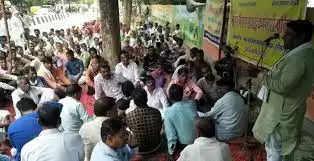 Dehradun नगर निगम कर्मचारियों ने की हड़ताल, सफाई कार्य स्थगित करने की चेतावनी