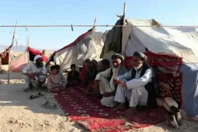 खाद्य, नौकरी की असुरक्षा अब Afghanistan में प्राथमिक चिंता