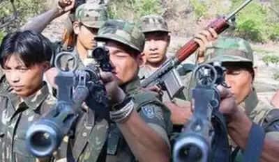 केंद्र ने एक और Naga group के साथ संघर्ष विराम समझौता किया