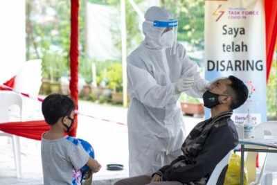 Malaysia में कोरोनावायरस के 15,669 नए मामले