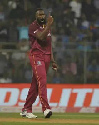 पोलार्ड ने कहा, नारायण को टी20 विश्व कप के लिए विंडीज टीम में शामिल नहीं किया गया