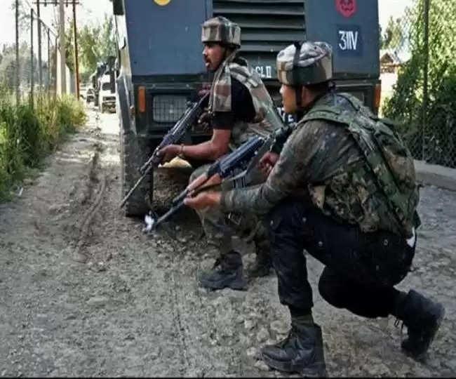 Pulwama Awantipora Encounter अवंतीपोरा मुठभेड़ में एक आतंकी ढेर, सुरक्षाबलों ने तीन दिनों में 8 आतंकी मारे