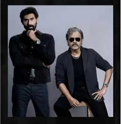 तेलुगू वेब सीरीज राणा नायडू की शूटिंग के लिए तैयार हैं Ran Daggubati