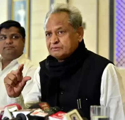 CM Gehlot ने कहा, दलित की हत्या की तुलना लखीमपुर खीरी घटना से करना बेमतलब